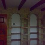 Borospince családi házban