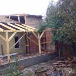 Családi ház átalakítás új tetővel