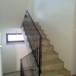 Lépcsőház családi házban