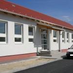 Vezetékfelügyelet épülete